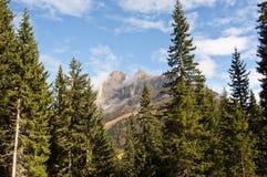 Dolomites, Italie Images libres de droits