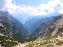 Dolomites Italien Royaltyfria Bilder