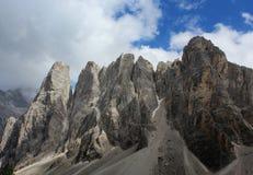 Dolomites Italien Arkivbilder