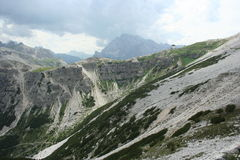 Dolomites italiennes, images stock