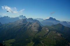 Dolomites italiennes Photographie stock libre de droits