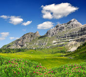 Dolomites - Italy Stock Photography