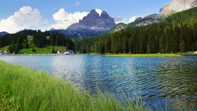 Dolomites. Italy Stock Photos