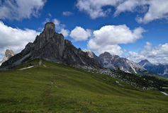 Dolomites Italy foto de stock