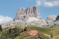 Dolomites, Italy, August 2003 Royalty Free Stock Photography
