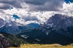 The Dolomites, Italy Royalty Free Stock Photos