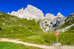 Dolomites, Italy Stock Photos
