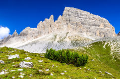 Dolomites, Italy Stock Images