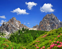 Dolomites - Italy Stock Images