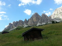 Dolomites , Italy Royalty Free Stock Photo