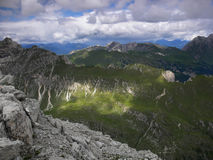 The Dolomites, Italy Stock Image