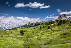 Dolomites Stock Photo