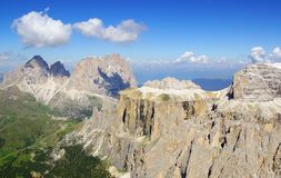Dolomites. Italy Stock Images
