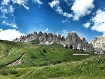 Dolomites, Italy Royalty Free Stock Photography