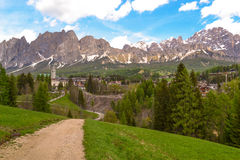 Dolomites, Italy Stock Images