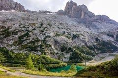 Dolomites 61 Stock Images