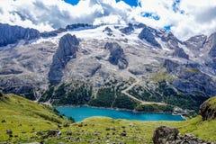 Dolomites 82 Stock Images