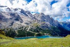 Dolomites 91 Royalty Free Stock Images