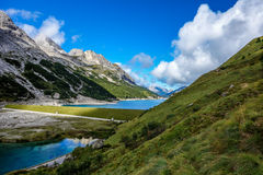 Dolomites 26 Stock Photo