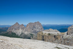 Dolomites landscape Stock Photo