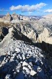 Dolomites Landscape Stock Images