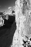 Dolomites landscape Royalty Free Stock Image