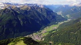 Dolomites landscape. Italy Stock Photos