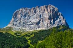 Dolomites mountain Stock Image