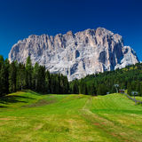 Dolomites mountain Royalty Free Stock Photography