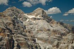 Dolomites Mountain Landscape Royalty Free Stock Photos