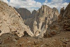 Dolomites mountain landscape Royalty Free Stock Image