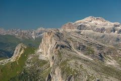 Dolomites Mountain Landscape Royalty Free Stock Photo