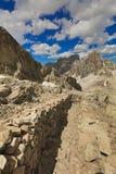 Dolomites mountain landscape Royalty Free Stock Photography