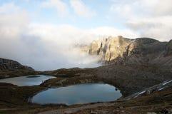 Dolomites Stock Image