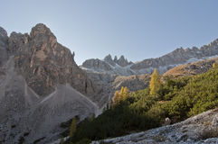 The Dolomites Royalty Free Stock Images