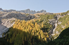 The Dolomites Royalty Free Stock Photos