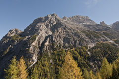 The Dolomites Stock Photos