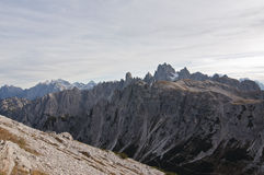The Dolomites Royalty Free Stock Image