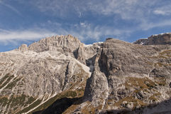 The Dolomites Stock Photo