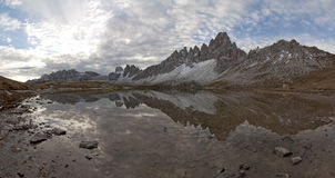 Dolomites Royalty Free Stock Photo