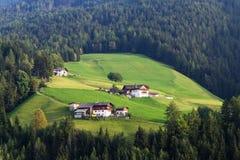 Dolomites mountain scenery Stock Photos