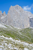 Dolomites mountains Royalty Free Stock Photos