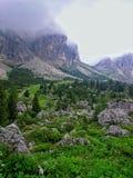 Dolomites mountains Stock Image