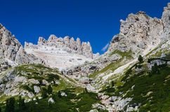 Dolomites Mountains, Italy Stock Photo