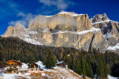 Dolomites mountains, Italy Royalty Free Stock Images