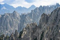 Dolomites mountains. Stock Photography