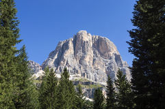 Dolomites mountains landscape Royalty Free Stock Image