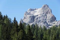 Dolomites mountains landscape Royalty Free Stock Photo