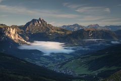 The Dolomites in northern Italy Stock Photos