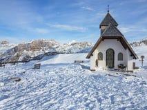 Dolomites panorama Royalty Free Stock Photos